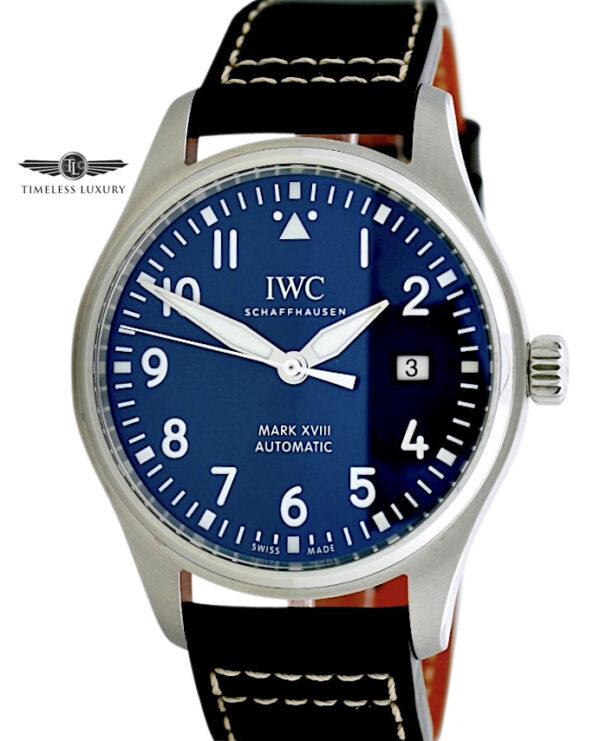 IWC Pilot Mark XVIII Le petit prince IW327010