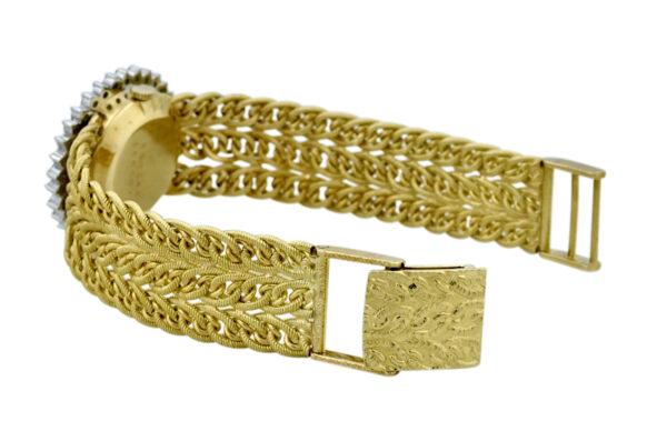 Lasdies Baume & Mercier gold clasp