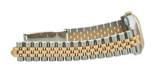 Rolex datejust 116231 steel & rose gold jubilee