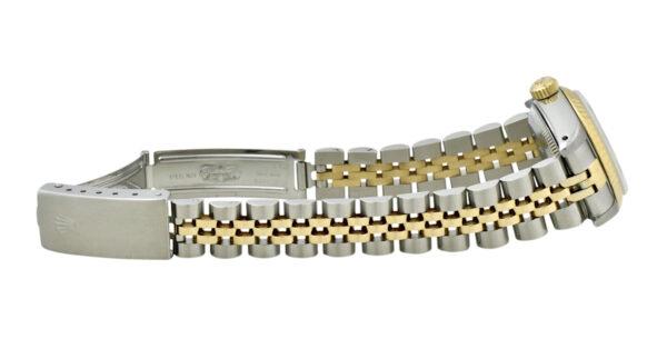 Ladies Rolex Datejust 69173 band