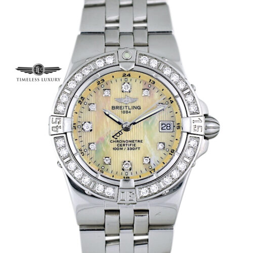 Ladies Breitling Starliner A7134053/I510