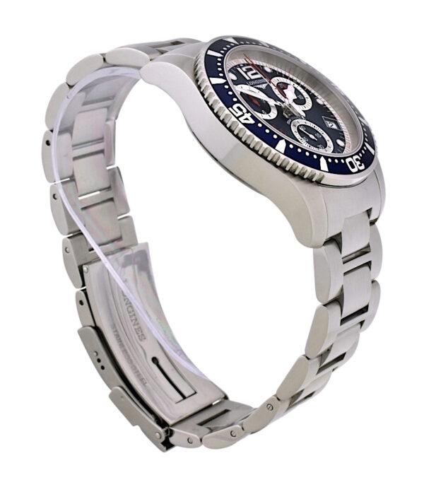 Longines hydroconquest 41mm blue dial