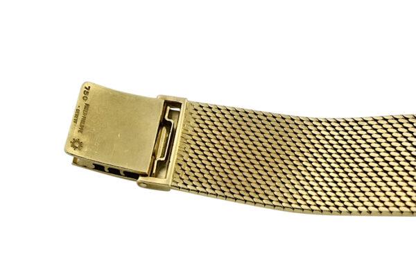 Vintage Patek Philippe gold clasp
