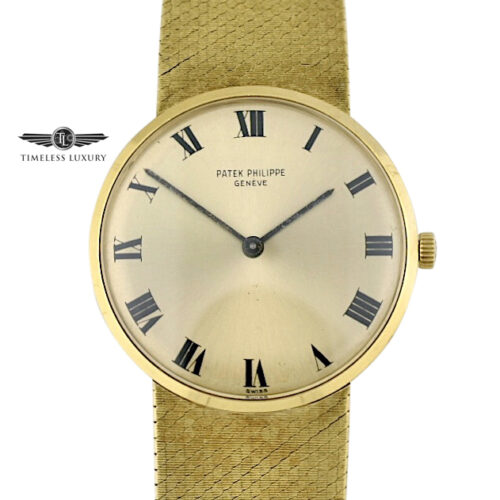 1967 Patek Philippe calatrava 3513 for sale