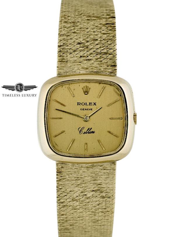 Vintage Rolex Cellini 3825