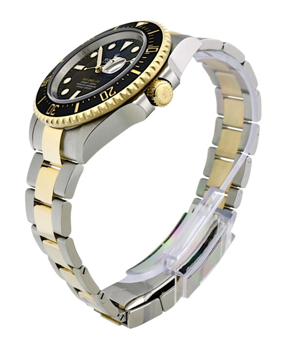 Rolex sea-dweller steel & 18k gold 126603