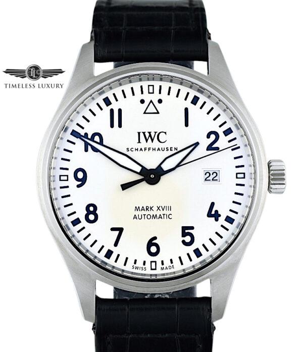 IWC Pilot Mark XVIII IW327012