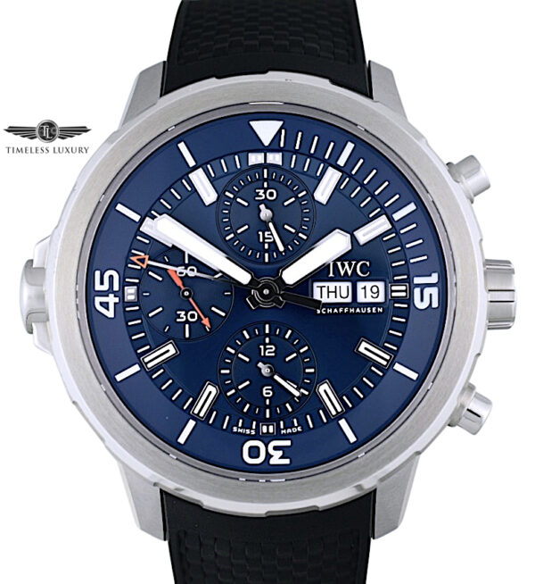 IWC Aquatimer IW376805 Edition Jacques Cousteau