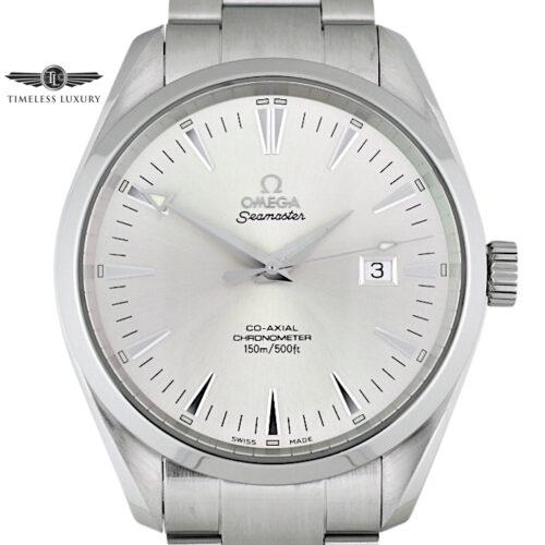 OMEGA Seamaster Aqua Terra 2502.30.00