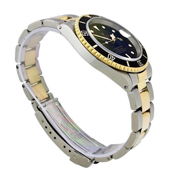 Rolex submariner 16613 black dial