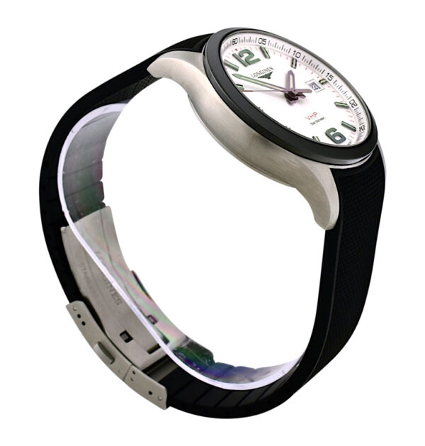 Longines Conquest VHP 43mm Silver Dial