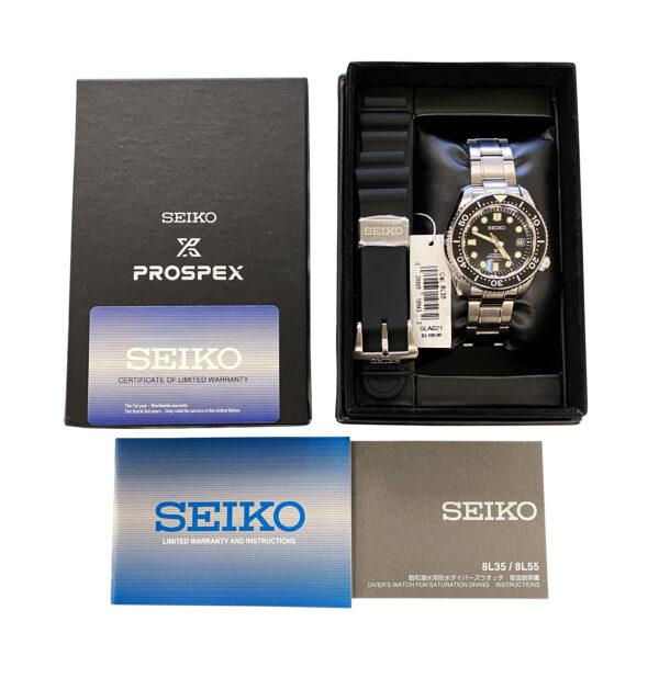 2021 Seiko Prospex Marine Master SLA021 For sale