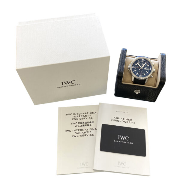 IWC Aquatimer Expedition Jacques Cousteau IW376805 FOR SALE