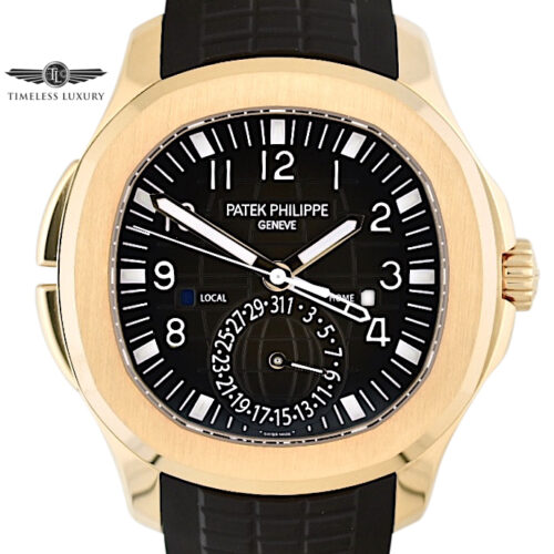 Patek Philippe Aquanaut Travel Time 5164R FOR SALE