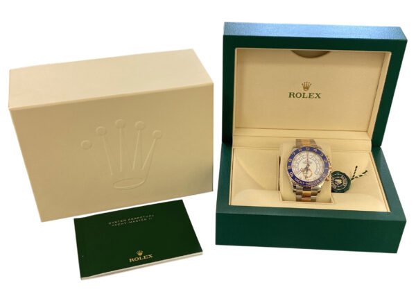 Rolex Yacht-Master II Steel & Gold 116681 for sale