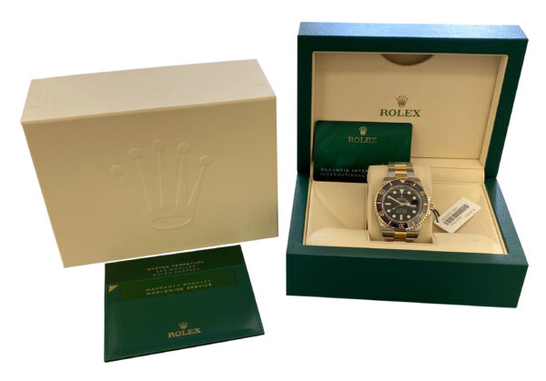 2020 Rolex Sea-Dweller 126603 steel & gold for sale