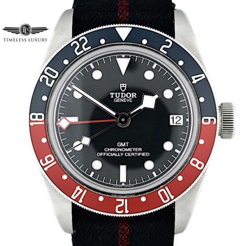 Tudor Black Bay 79830RB Pepsi Bezel