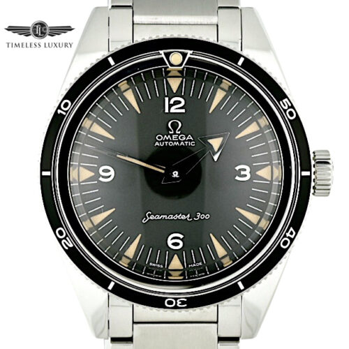 OMEGA Seamaster 300 1957 Trilogy 39mm 234.10.39.20.01.001