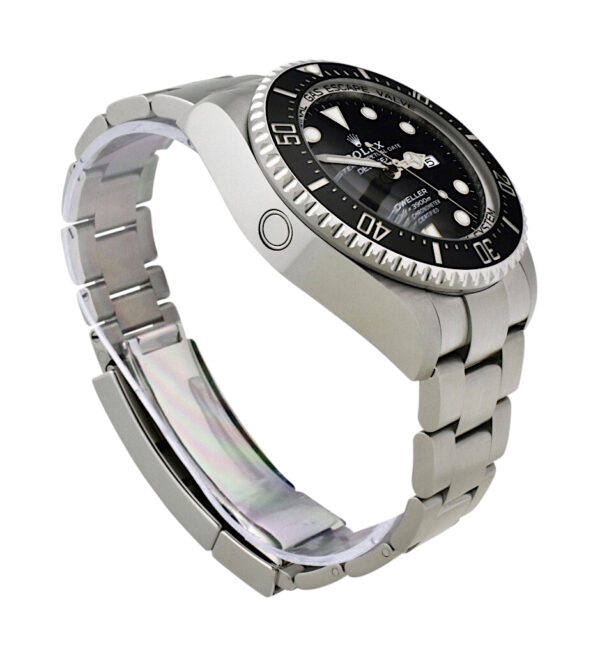 Rolex Deepsea 126660 Black dial
