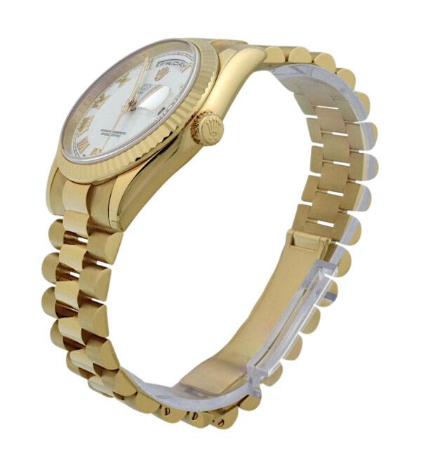 Rolex President 118235 18k Rose gold
