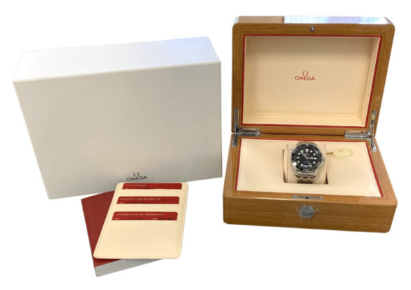 NEW 2021 Omega seamaster 300m 210.30.42.20.01.001 for sale