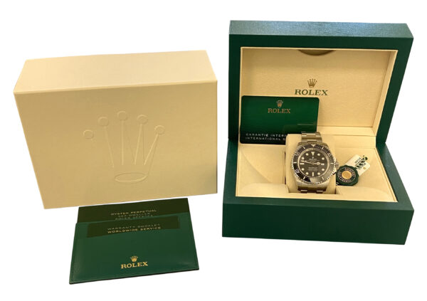 New 2021 Rolex Deepsea 126660 for sale