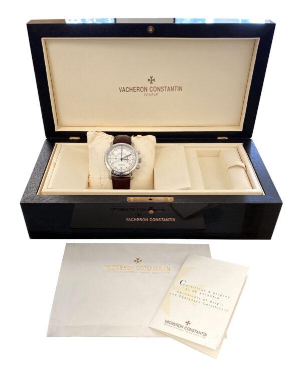 Vacheron Constantin Malte Chronograph 47120 white gold for sale