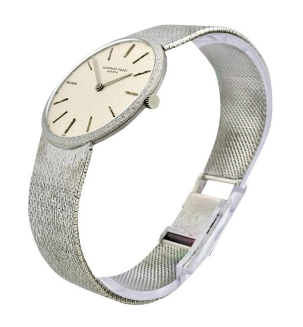 Vintage Audemars Piguet ultra thin dress watch