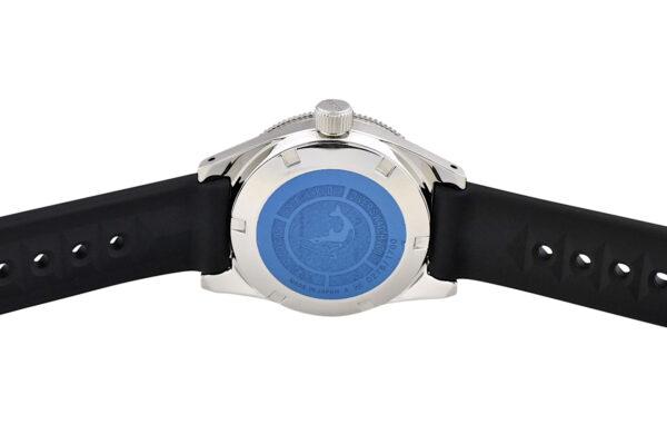 Seiko Prospex Diver SLA043 case back