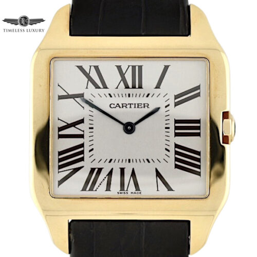Cartier Santos Dumont W2006951 ROSE GOLD