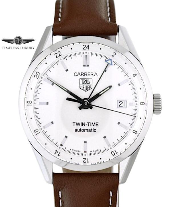 TAG Heuer Carrera Twin Time WV2116