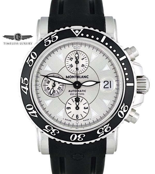 Montblanc Meisterstuck Sport Chronograph 7034