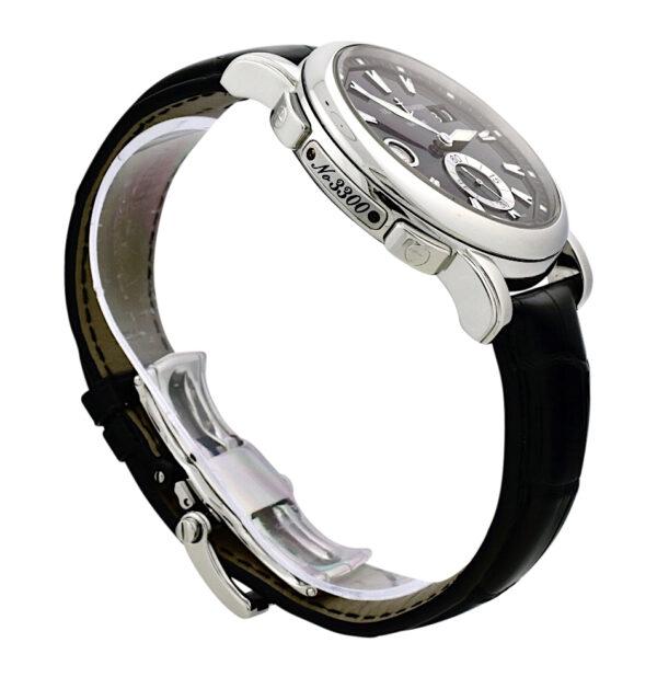 Ulysse Nardin Dual Time 243-55 black dial