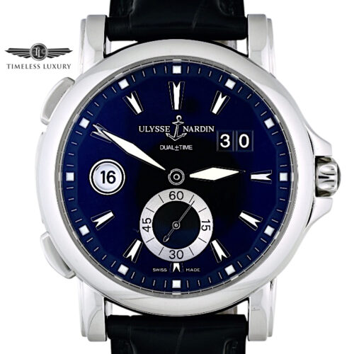 Ulysse Nardin Dual Time 243-55 For sale