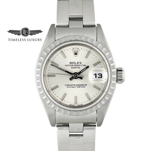 2002 Ladies Rolex Datejust 79240