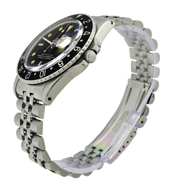 1966 Rolex GMT-Master 1675 black bezel