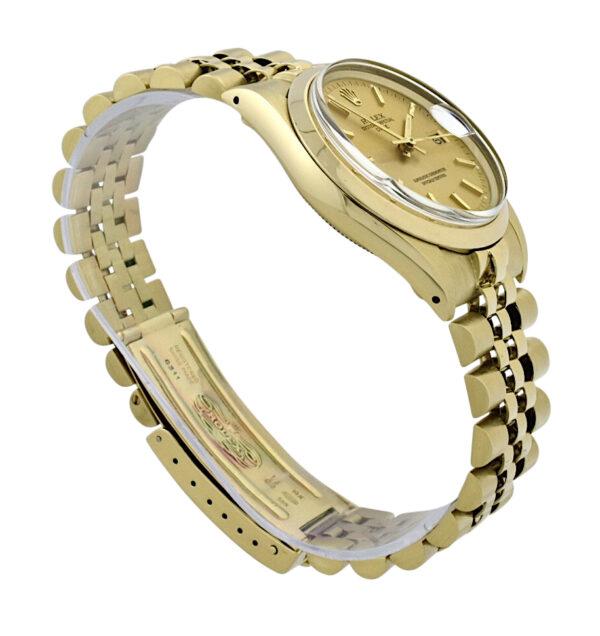 Rolex Date 15007 Chevrolet Watch