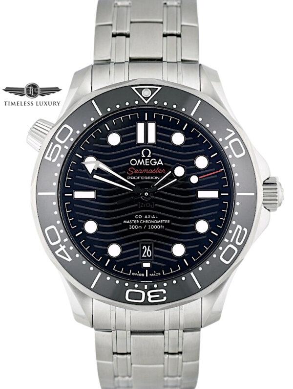 Omega Seamaster 210.30.42.20.01.001 Black 42mm