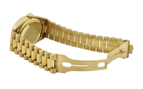 Rolex President 18038 Bronze dial watch