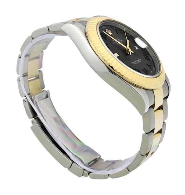 Rolex Datejust 41mm 116333 Wimbledon Dial