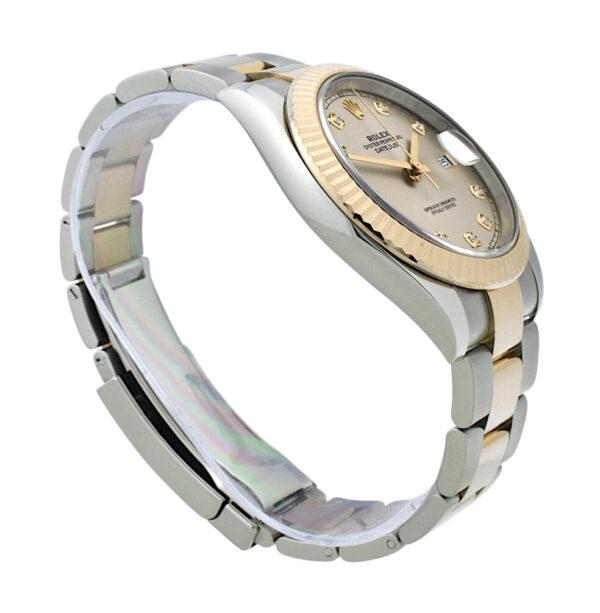 Rolex 126331 sundust diamond dial