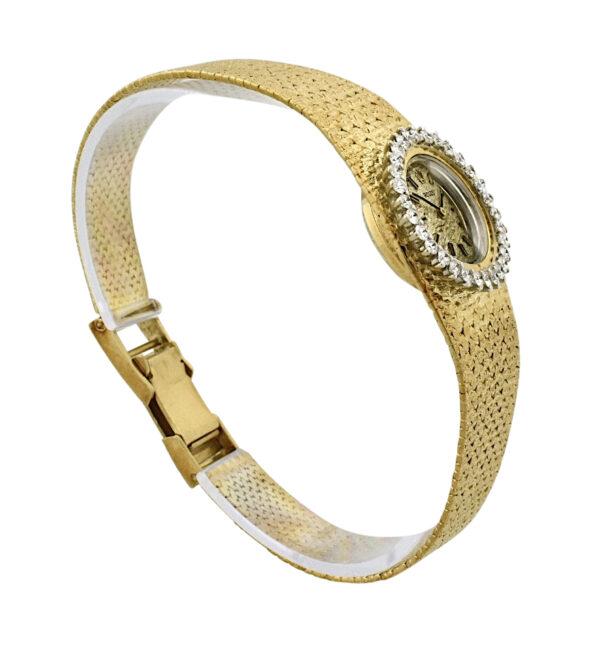Rolex diamond cocktail watch