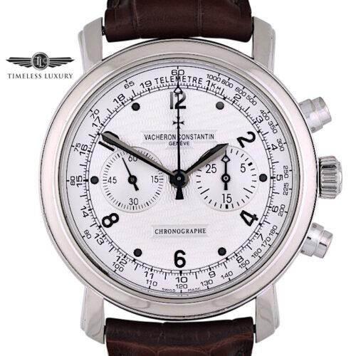 Vacheron Constantin Malte Chronograph 47120 White gold