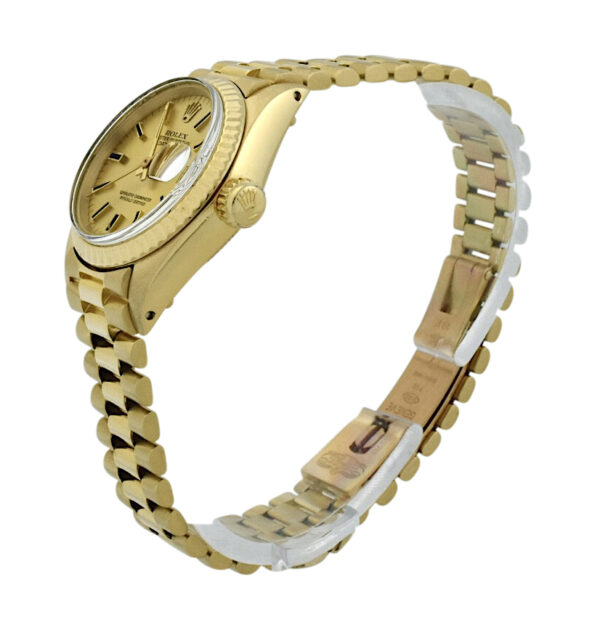 1981 Rolex President 6917
