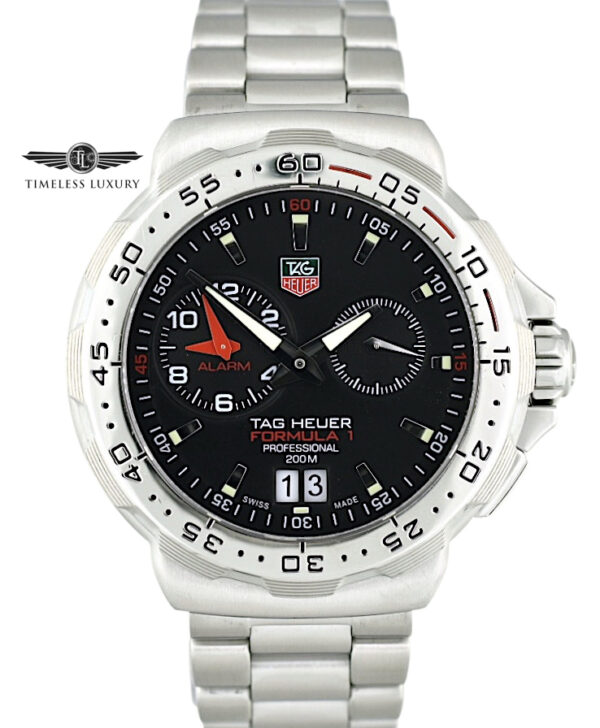 TAG Heuer Formula 1 Alarm WAH111C