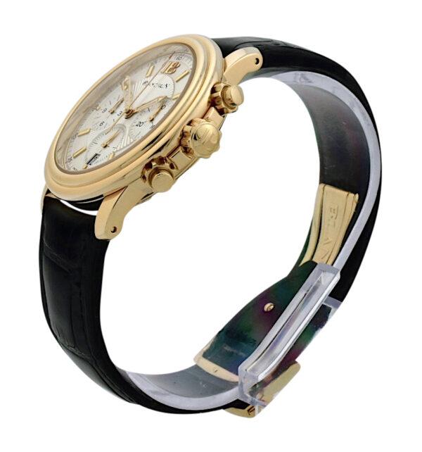 Blancpain Leman Chronograph rose gold 2185