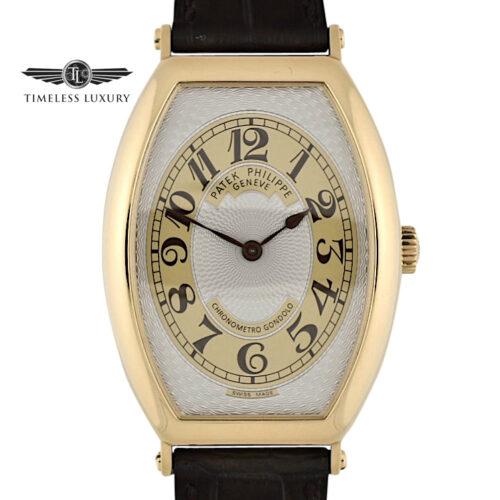 Patek Philippe Gondolo 5098 Rose Gold