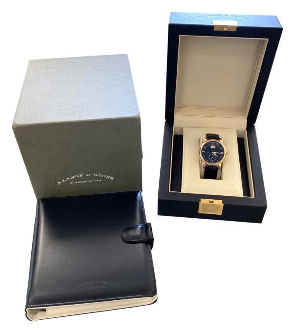 Men's A. Lange & Sohne Grand Langematik 309.031 Rose Gold for sale