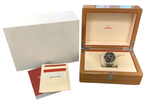 OMEGA Seamaster 300m Black dial 210.30.42.20.01.001 for sale