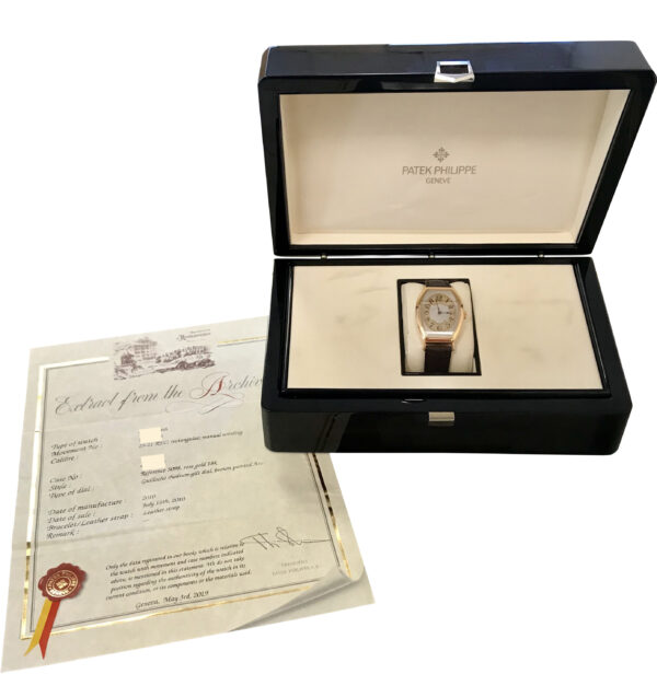 Patek Philippe Gondolo 5098 Rose Gold watch for sale